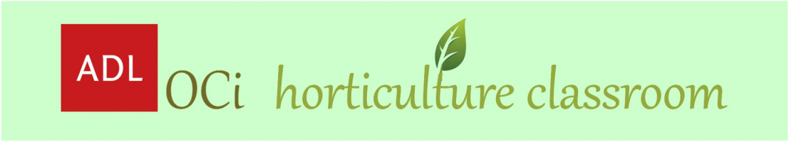 Online Courses in Horticulture